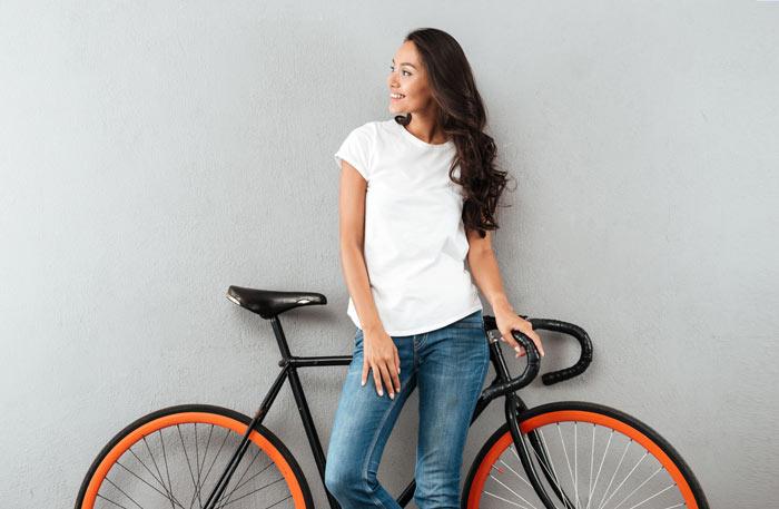 Rennrad Frauen - Damenrennrad